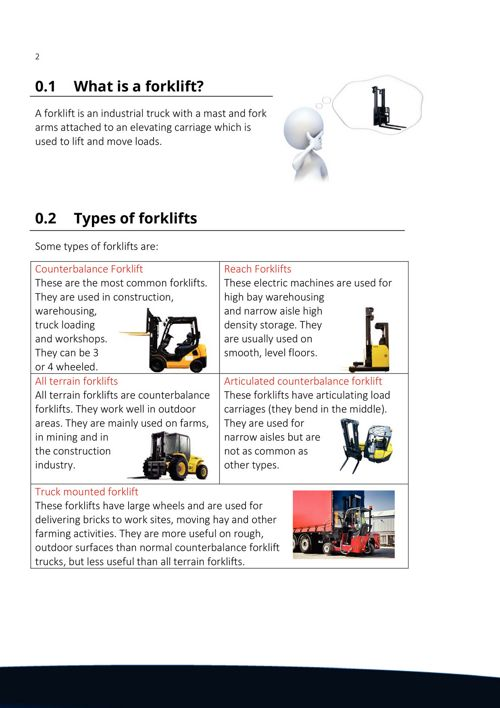 Aitac Pty Ltd Forklift Validation Pack For Rtos Aitac Pty Ltd