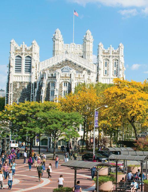 Queens college graduate admissions essay