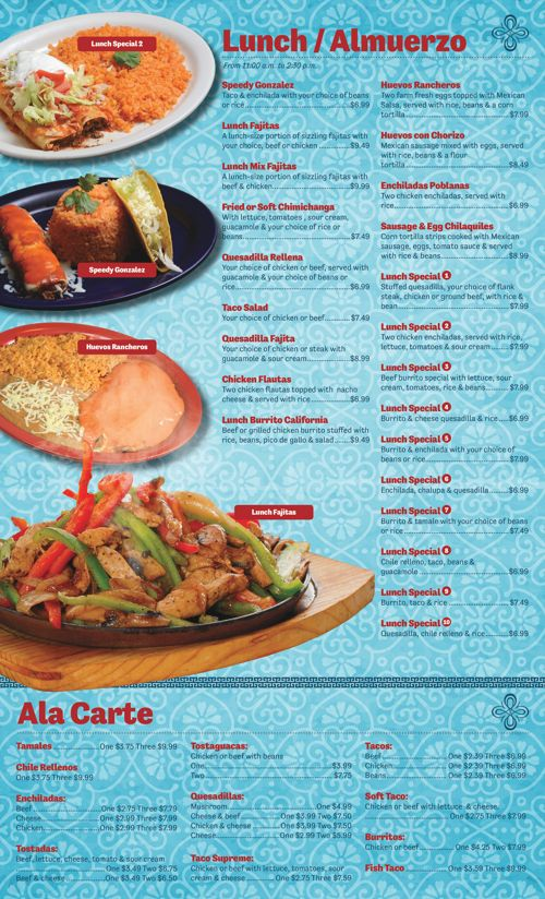 Menu | El Parian Mexican Restaurant Lakeville, Mexican Restaurant Lakeville,  Mexican Food