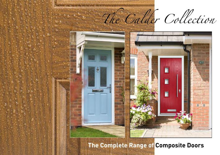 & Calder Collection Composite Doors by Kerry Kirby - Flipsnack