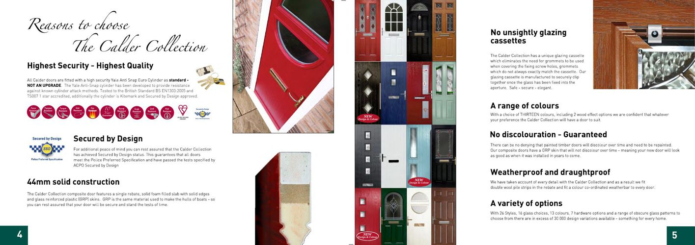 sc 1 st  Flipsnack & Calder Collection Composite Doors by Kerry Kirby - Flipsnack