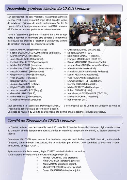 Croslim Info N 62 By Cros Limousin Flipsnack