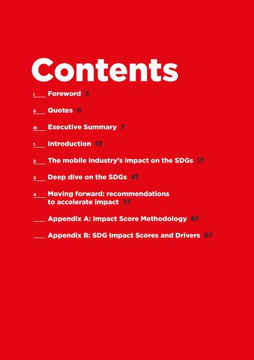 2018 SDG Impact Report - Better futureBetter future
