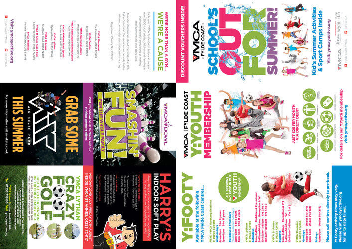 School's Out! Kid's Activities & Holiday Clubs   Fylde Coast