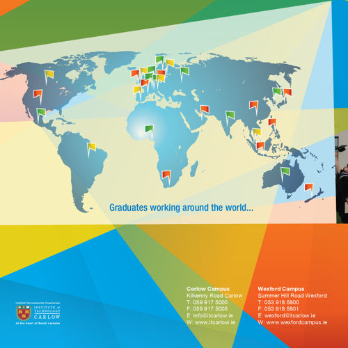 Carlow Campus Map.Itcarlow The Website Of The Institute Of Technology Carlow Based