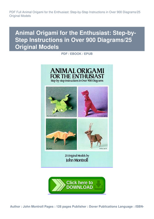 The Complete Book Of Origami.pdf | 707x500