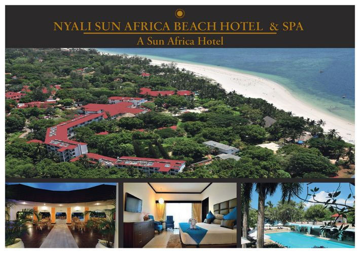 Nyali Sun Africa Beach Hotel Spa Fact Book