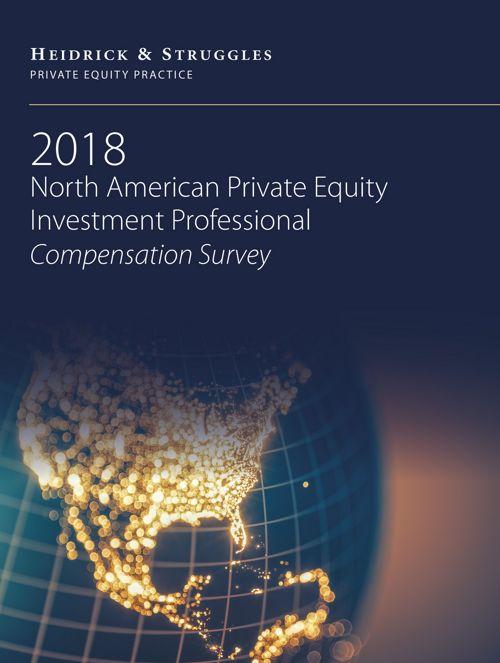 Private equity compensation trends in North America: 2018 | Heidrick