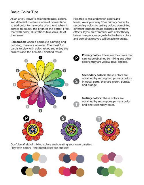 Creative Coloring Mandala Expressions Fox Chapel Publishing