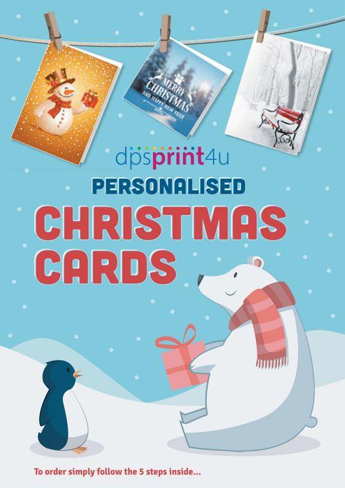 Christmas Card Printing.Christmas Greeting Card Printing Dps Print 4 U