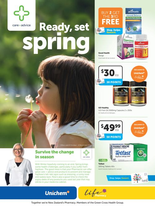 Unichem pharmacy nz online dating