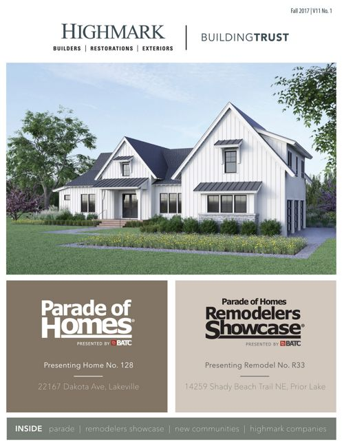 Highmark Builders Newsletters on contemporary house exterior designs, rambler with front of garage, ranch house exterior designs, colonial home exterior designs, custom house exterior designs, split level house exterior designs, ivory home designs,