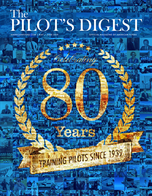 AF Pilots Digest May and June 2019 by Grif Blackstone