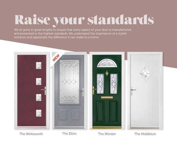 Eurocell u2013 Dallas Collection Composite Doors. Email  sc 1 st  Riverside Windows & uPVC Entrance Doors Southampton | uPVC Doors Front Doors Hampshire