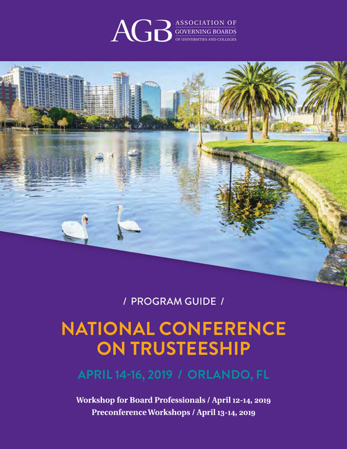 National Conference on Trusteeship - AGB