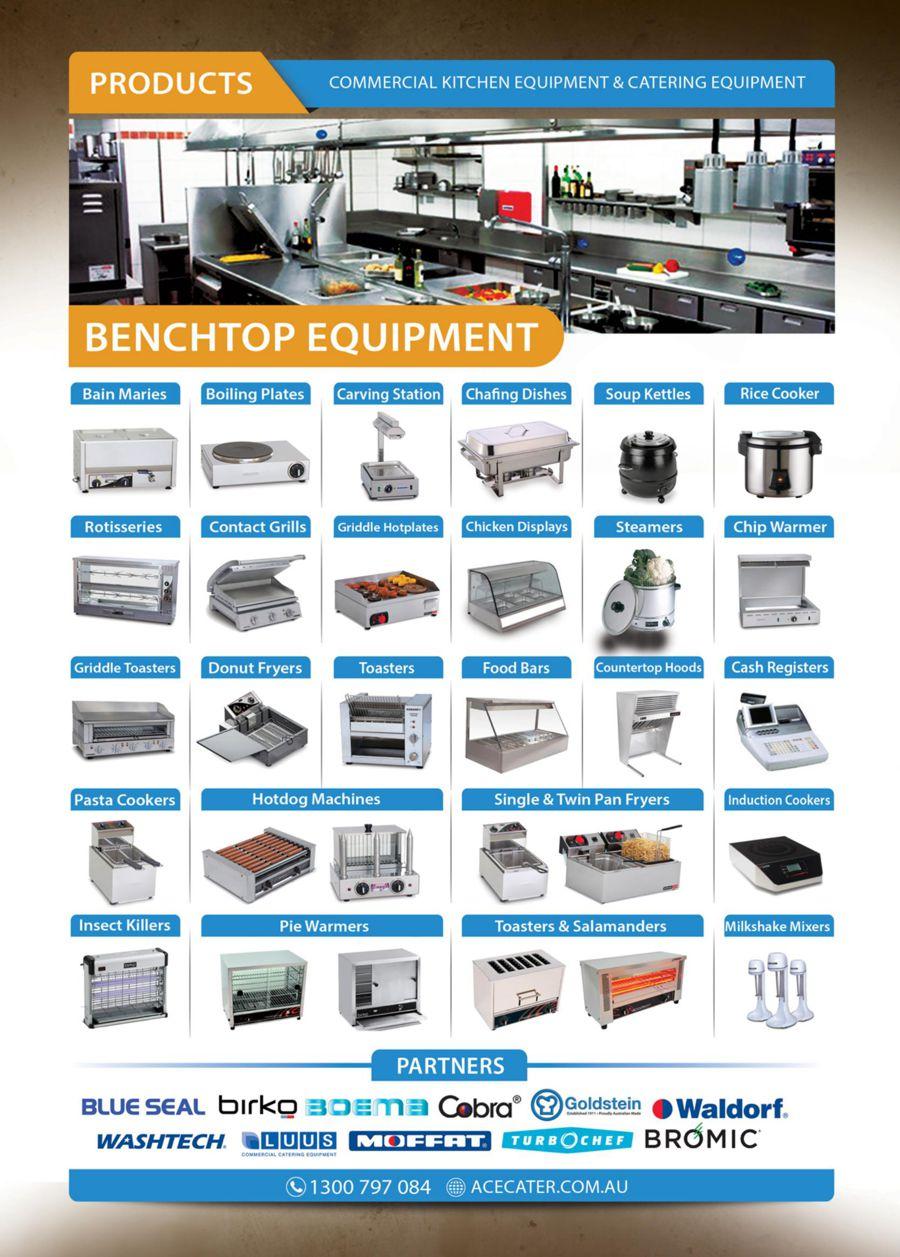 Ambassador Catering Equipment Brochure by acecater - Flipsnack