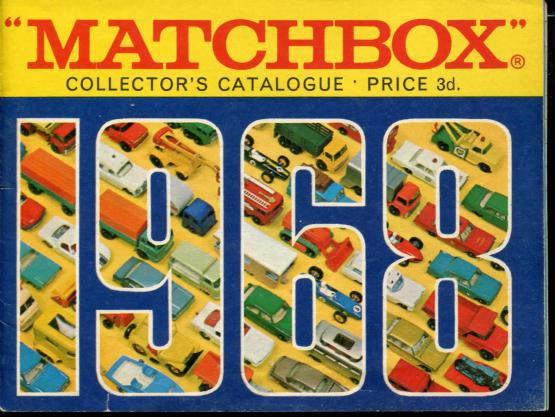My 1967 & 1968 Matchbox Cars | The Daily Mush