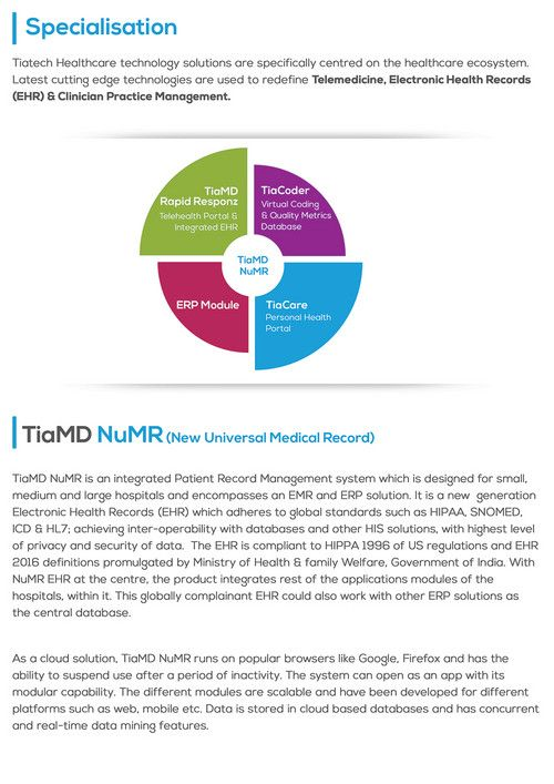 Hospital Management Software by TiaTech    - Flipsnack