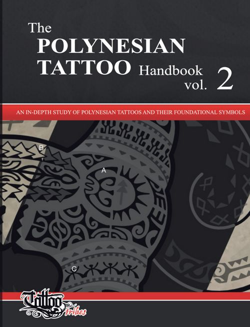 The Polynesian Tattoo Handbook 1 Book On Polynesian Tattoos