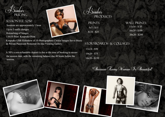 SCW Photography Boudoir by Sherry Washington - Flipsnack