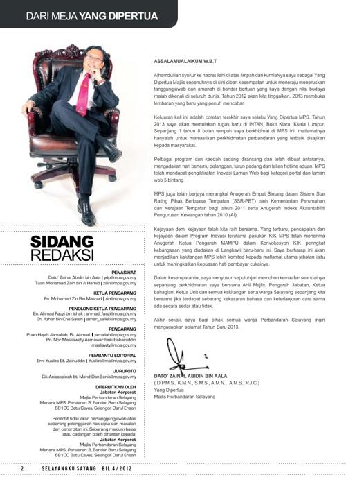 Selayangku Sayang Bil 4/2012 by skin2703 - Flipsnack