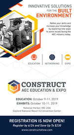 The Event For Construction Teams | CONSTRUCT AEC Education