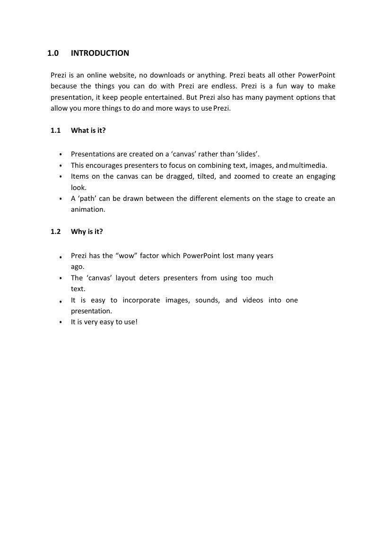Web 2.0 Prezzi by intansafri - Flipsnack