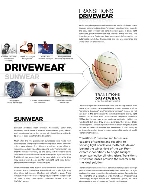 a876158ec4d Art   Science of Transitions Drivewear by Younger Optics - Flipsnack