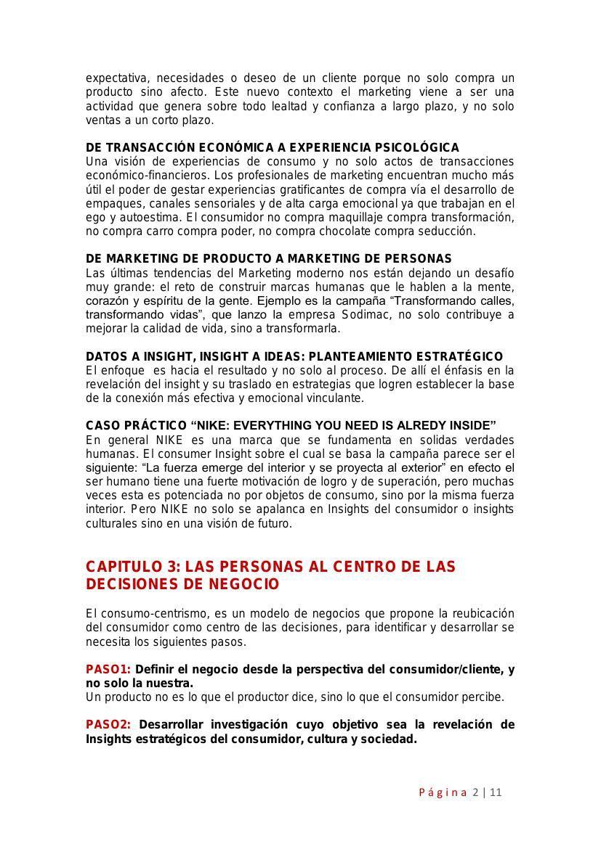 RESUMEN Desnudando la Mente del Consumidor by Gustavo Cayo - Flipsnack