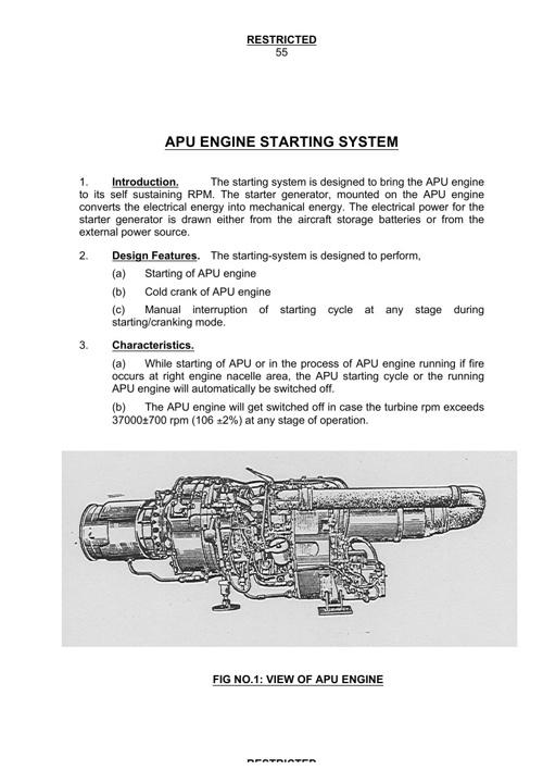 05 apu engine starting system by igor radysyuk flipsnack Speedometer Generator next