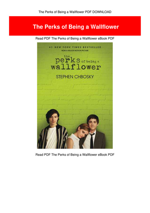 WALLFLOWER TÉLÉCHARGER VOSTFR A THE BEING PERKS OF