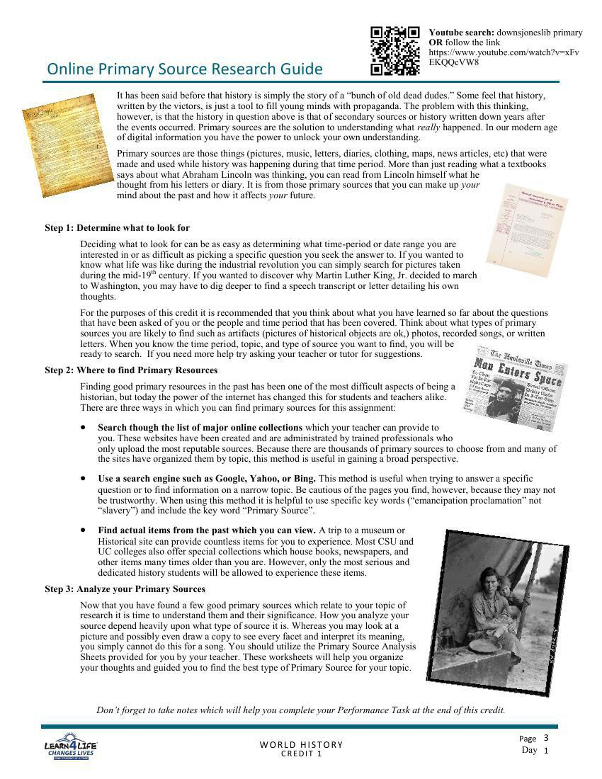 world history credit 1 learning events packet 9 5 14 by mike rh flipsnack com