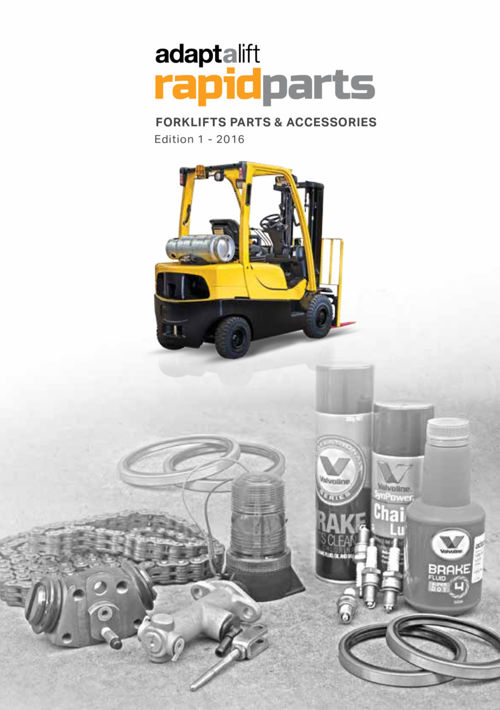 Adaptalift Rapid Parts – Hyster Genuine and Aftermarket