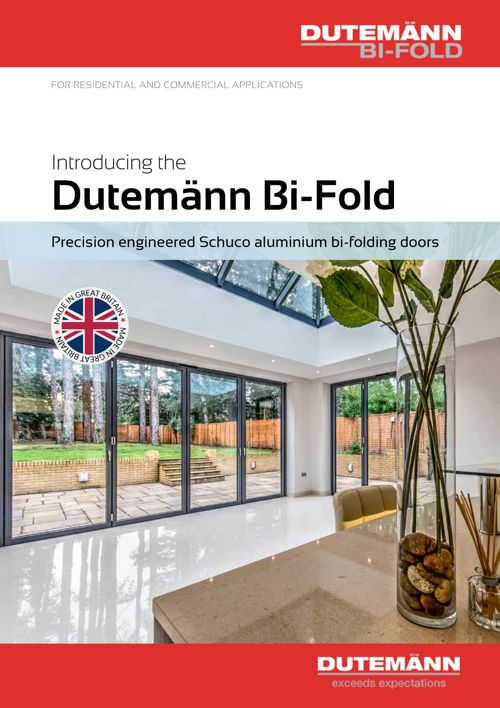 promo code b52d9 46bbf Dutemann Bi-Fold Door Brochure by Chris - Flipsnack