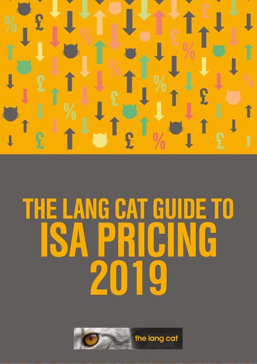 ISA Guide 2019 - the lang cat