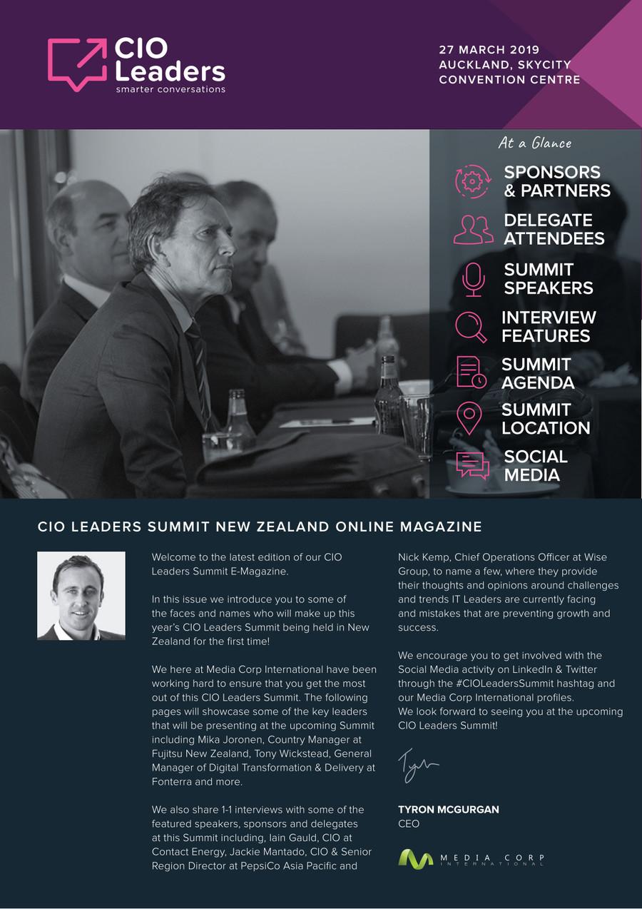 E-Magazine - Media Corp International