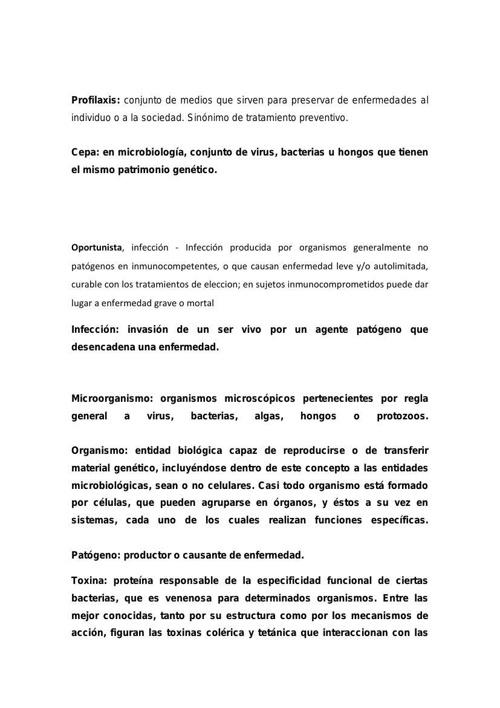 Glosario De Microbiología Bucal By Jatnna Sánchez Flipsnack