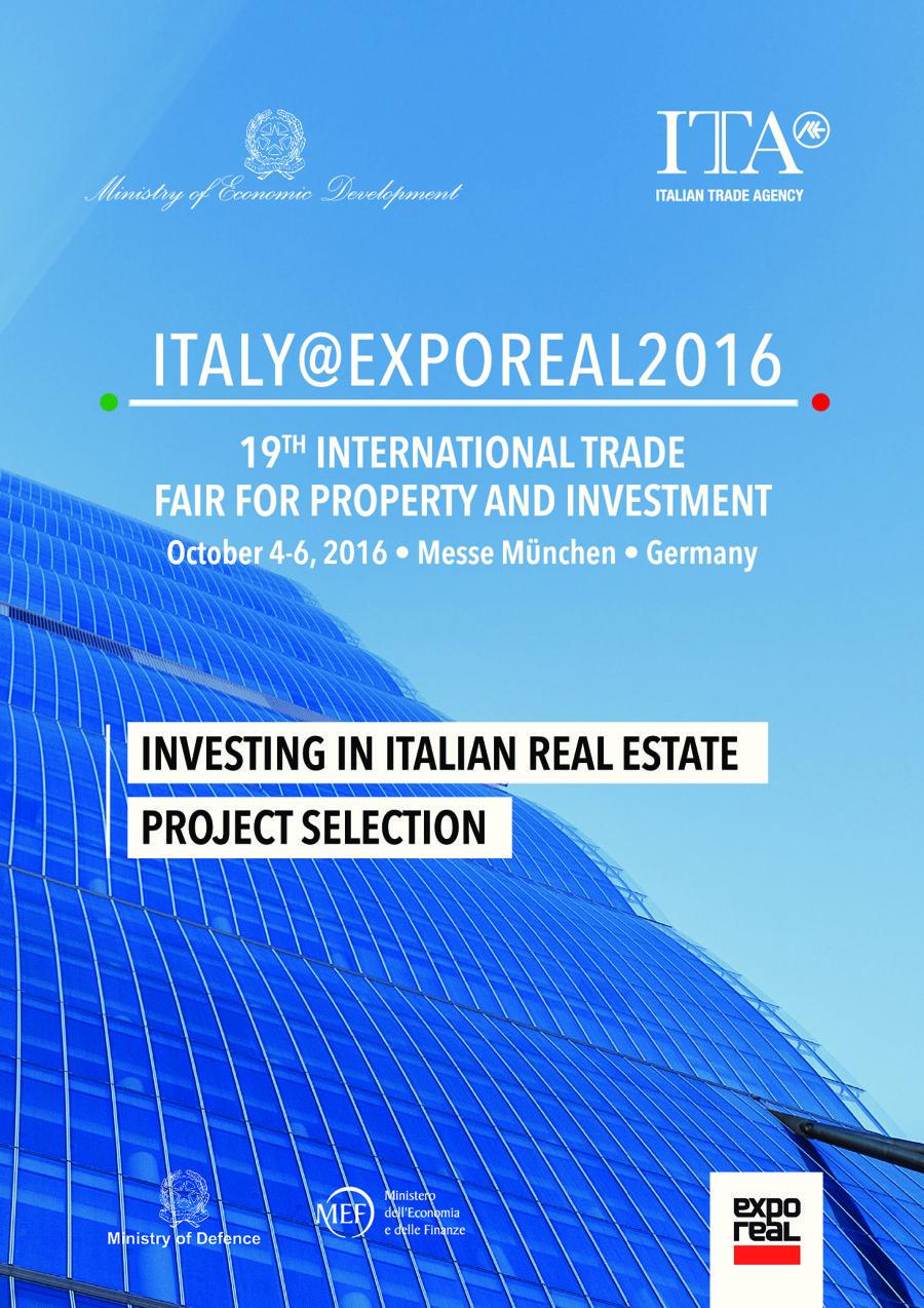 Italy Exporeal 2016 Ice Italian Trade Agency
