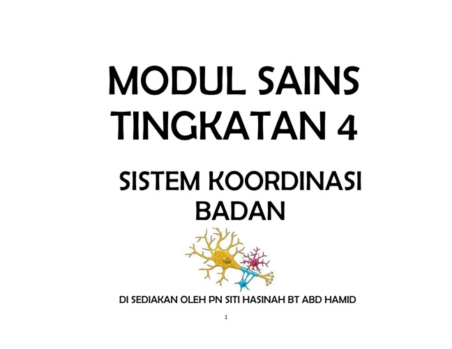 Sains Tingkatan 4 By Siti Hasinah Flipsnack