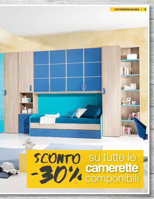 Best Centro Convenienza Camerette Photos - Home Design Ideas 2017 ...