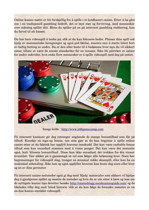register for online casino