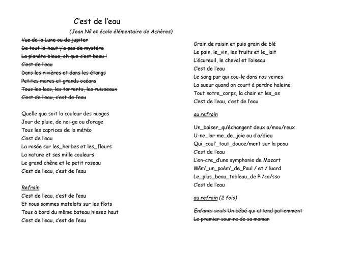 Ohe Je M En Vais Reponses By Michelmurbach Flipsnack