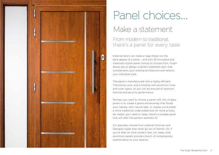 . Aluminium Front Doors Reading   Aluminium Doors  Exterior Doors