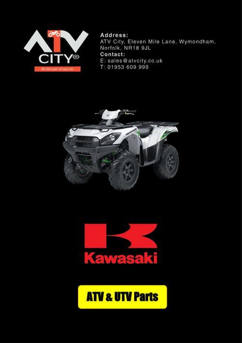KAWASAKI | Parts | NEWS - ATV City
