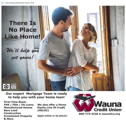 Real Estate Guide - Winter 2018   Community