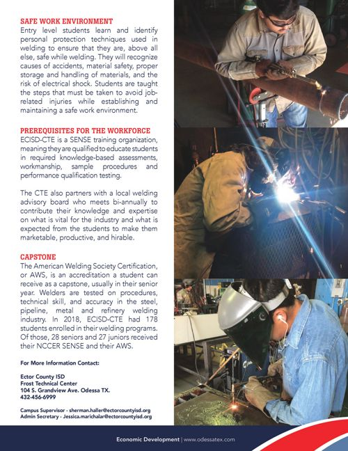 Media Center - Odessa TX   Economic Development