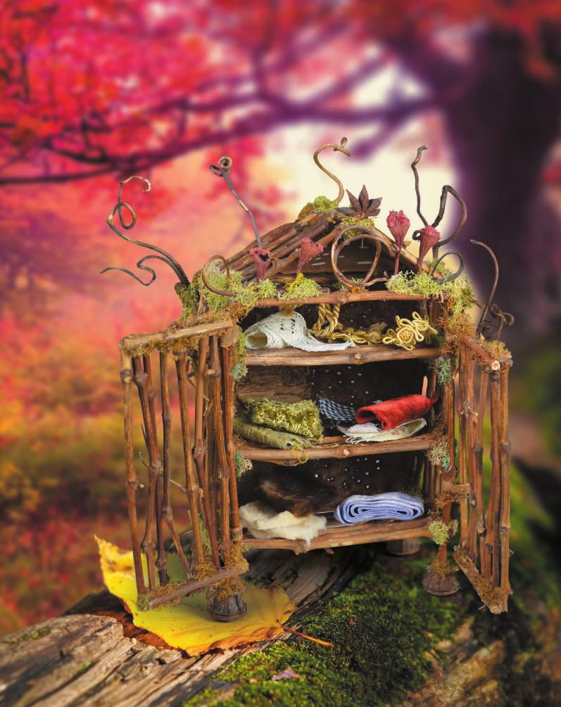 Fairy House: How To Make Amazing Fairy Furniture, Miniatures, An By  Familius   Flipsnack