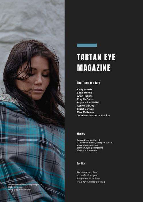 Tartan Eye Magazine by The Editor - Flipsnack