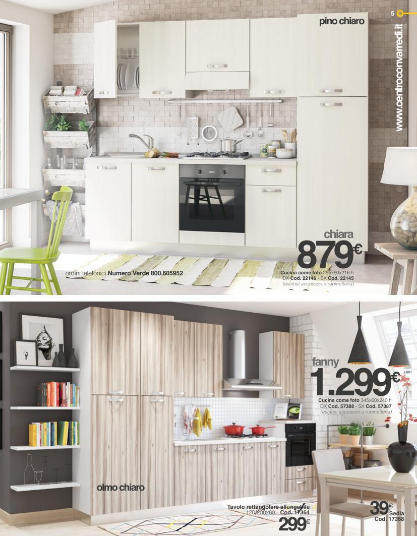 Awesome Cucine Centro Convenienza Images - Home Design Ideas 2017 ...
