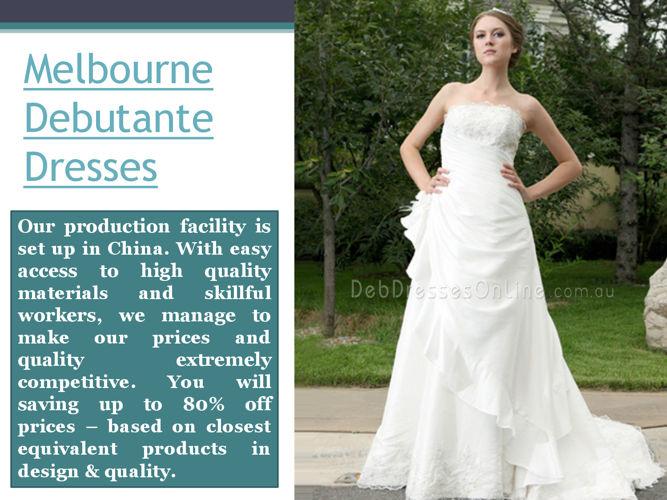 Deb Dress Hire Melbourne